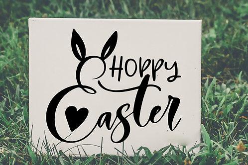 Hoppy Easter mini