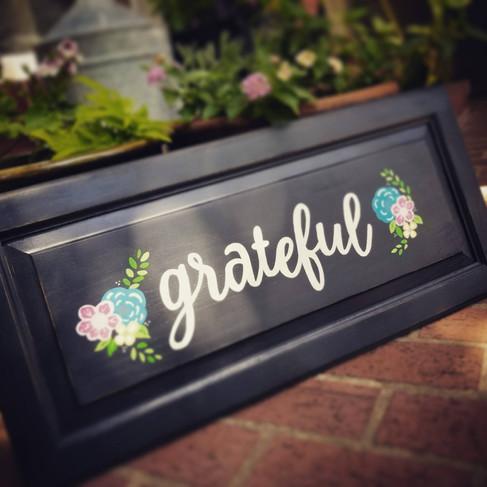 Grateful Floral