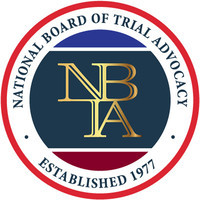 Jeffrey N. Lowe receives Board Re-Certification as a family trial advocate for the NBTA.