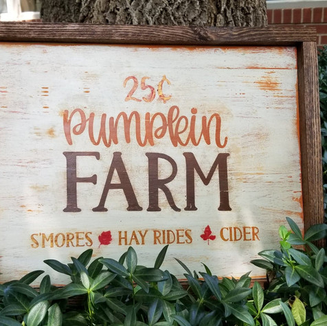 pumpkinfarmsign