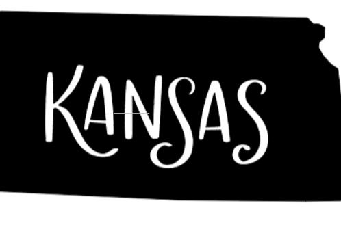Kansas Jr. Sign