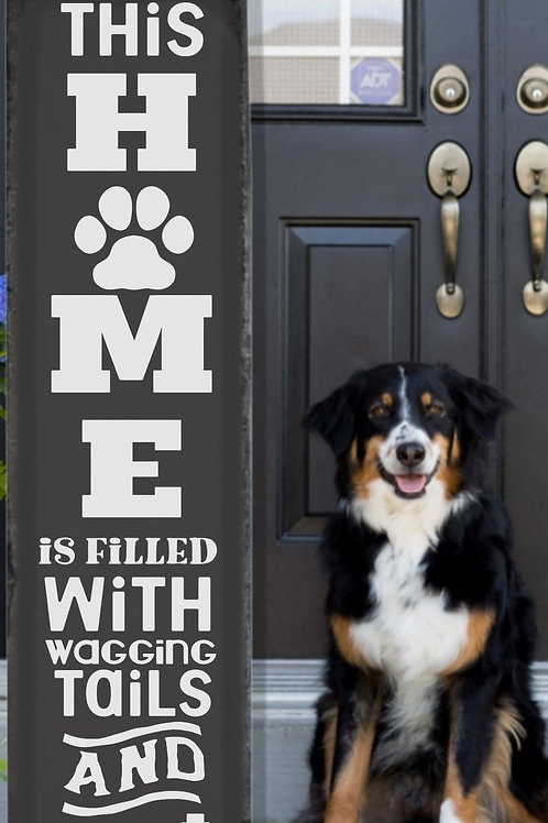Doggy Porch Sign