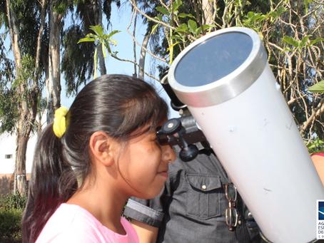 Cuidados para Observar el Eclipse Solar