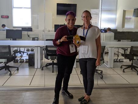 Estudiante peruana utiliza imágenes PerúSAT-1 en proyecto doctoral de arqueología