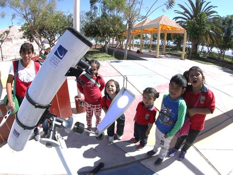 Actividades por el Día Internacional de la Mujer y la Niña en la Ciencia 2020
