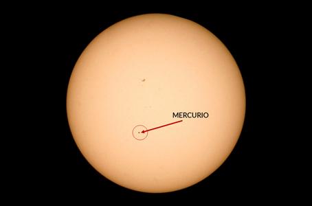 Tránsito de Mercurio 2019