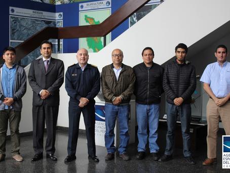 Estudiantes Peruanos Viajan A Participar en Concurso de Microsatélites