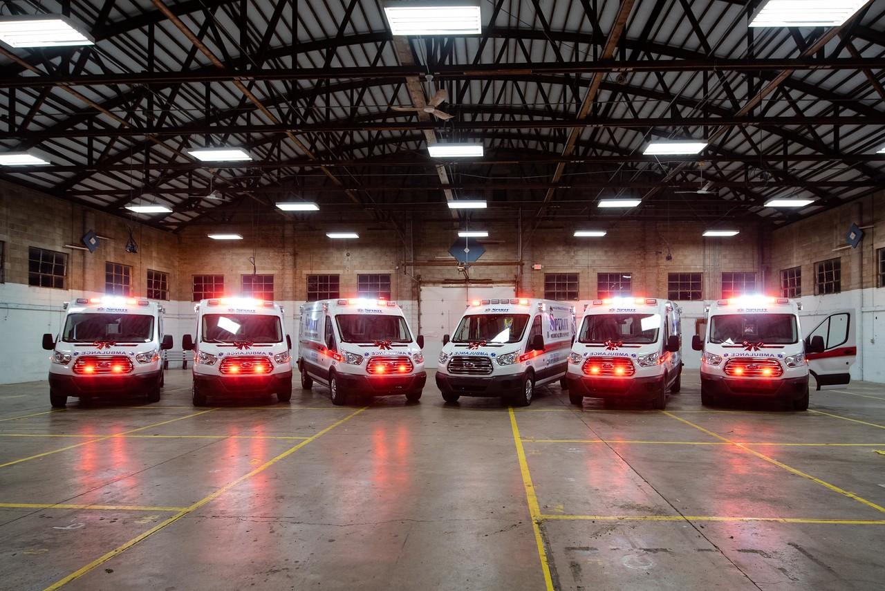 Spirit Medical Transport