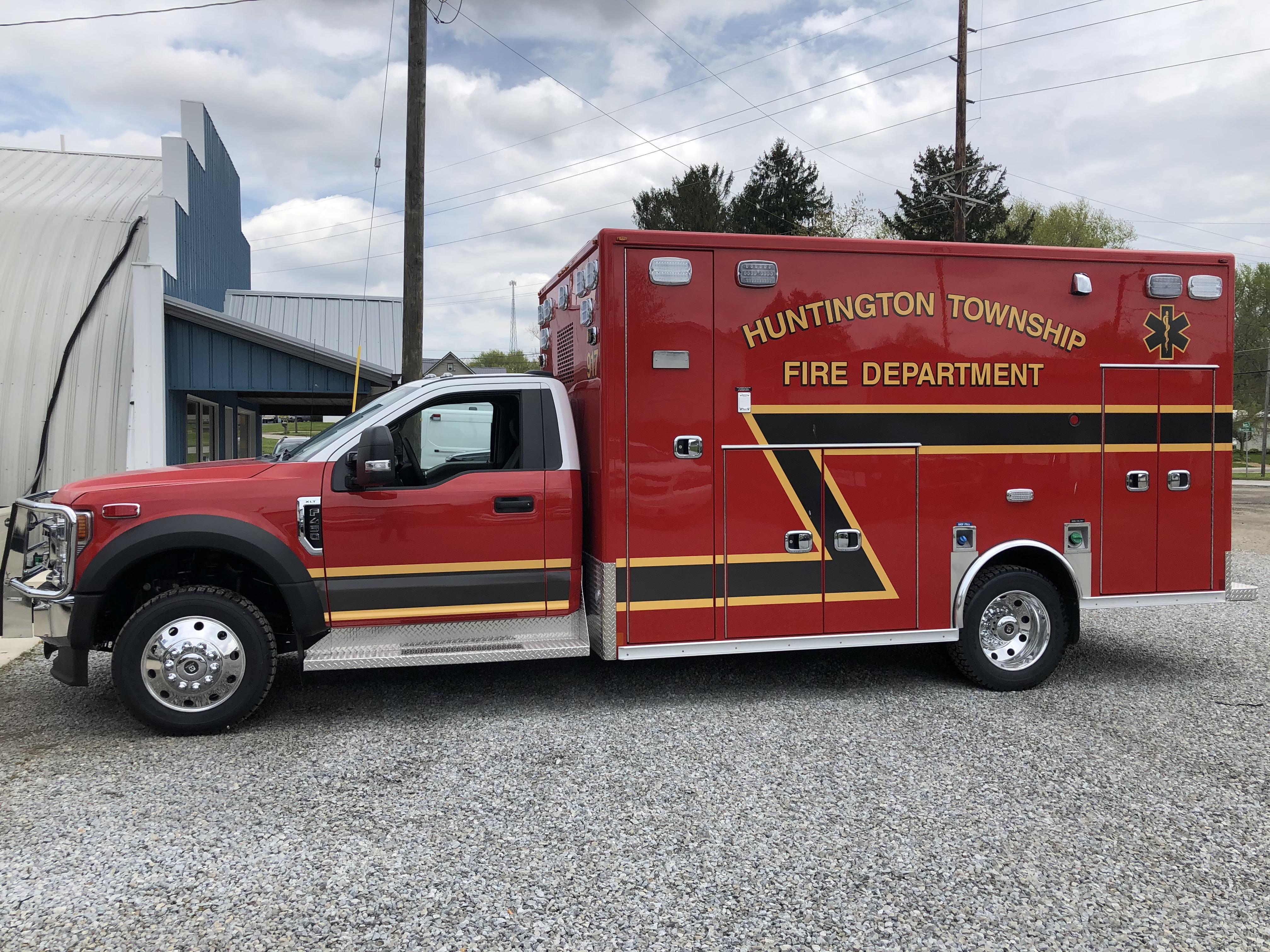 Huntington Twp. Fire Department