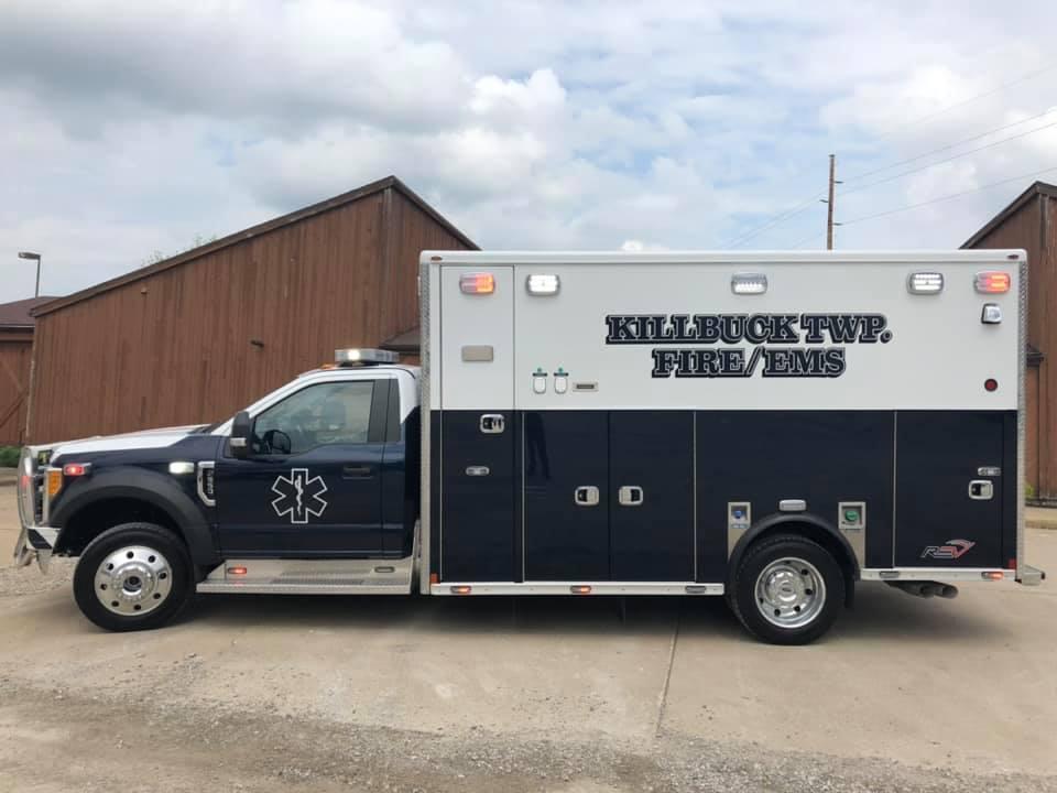 Killbuck Twp Fire_EMS McCoy Miller