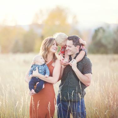 Denver Seattle Family Photography