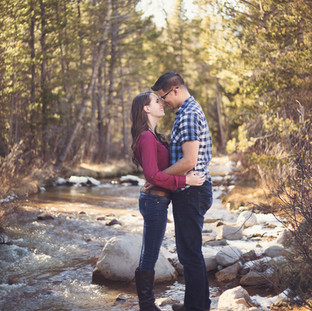 River Engagement Session