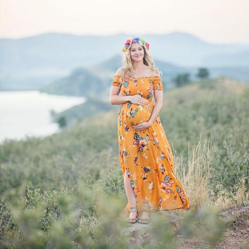 Colorado Washington Maternity Photography