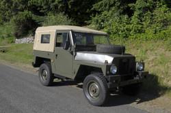 1980 Land Rover Series III Lightweight 8