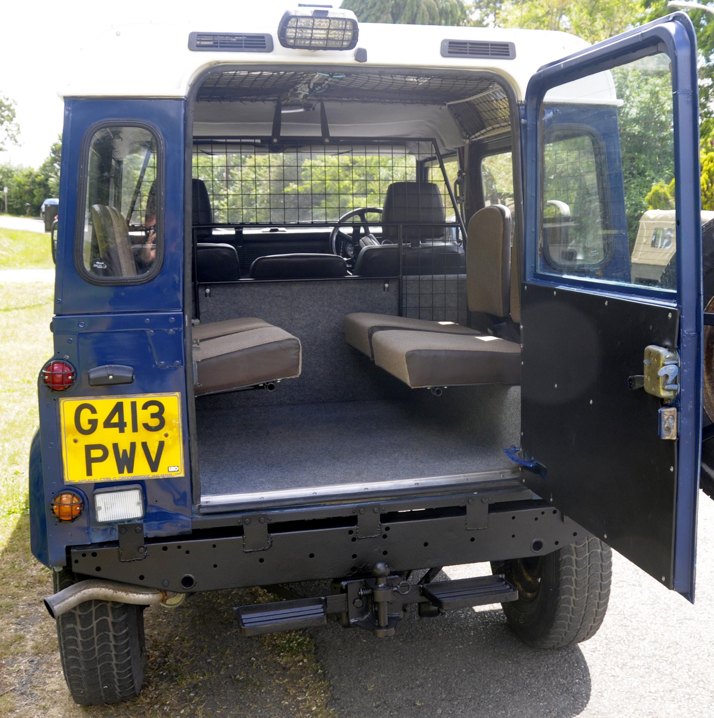 1989 Blue 90 5