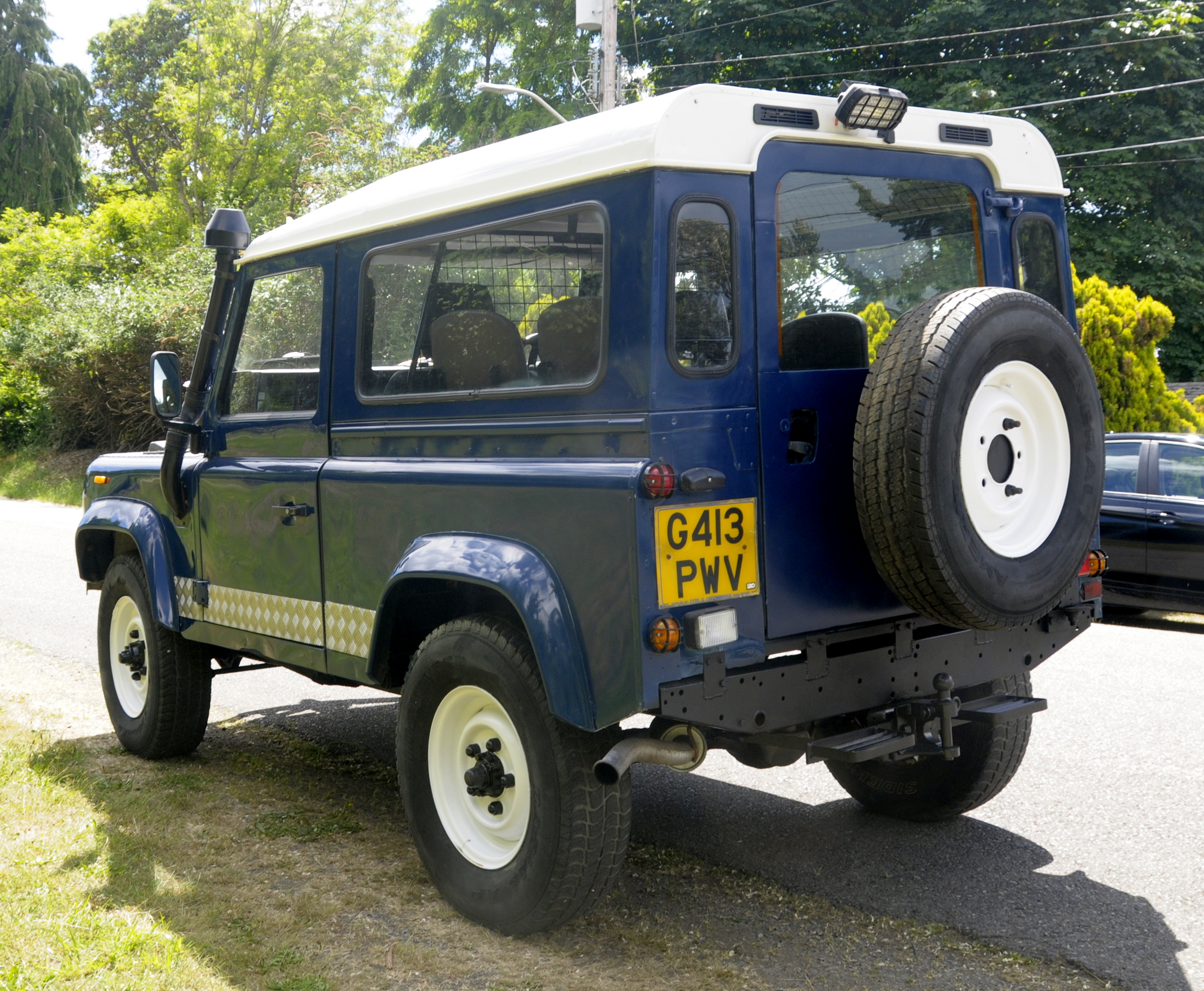 1989 Blue 90 4