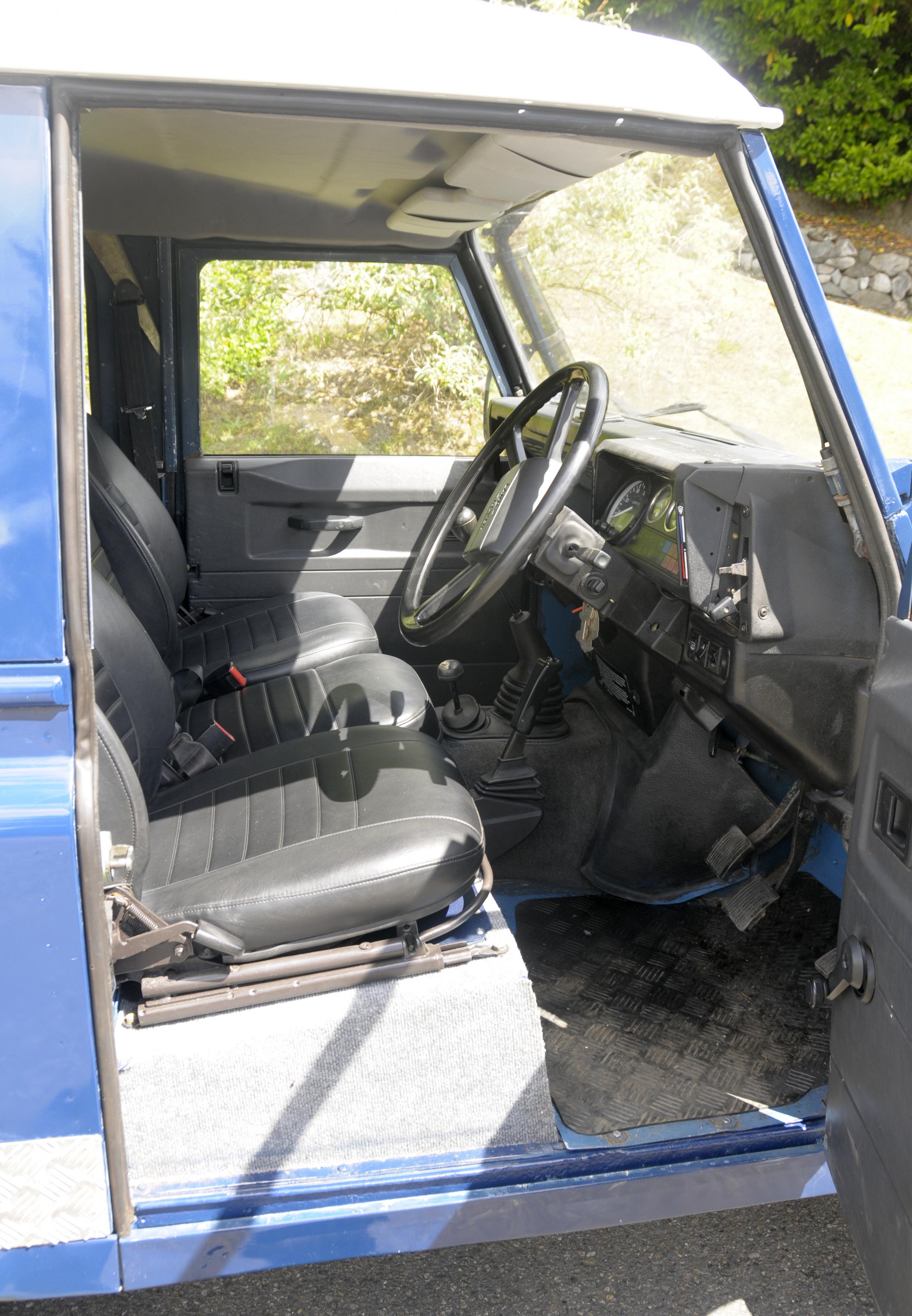 1989 Blue 90 11