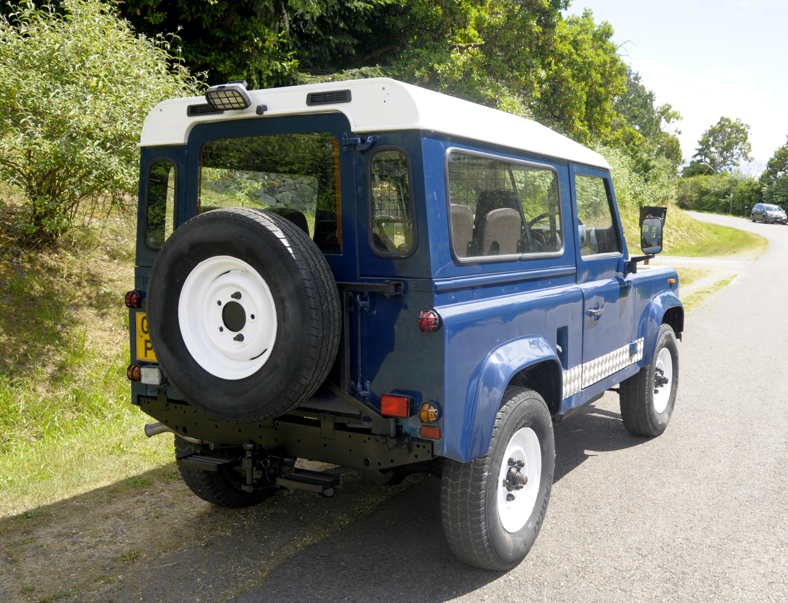 1989 Blue 90 2