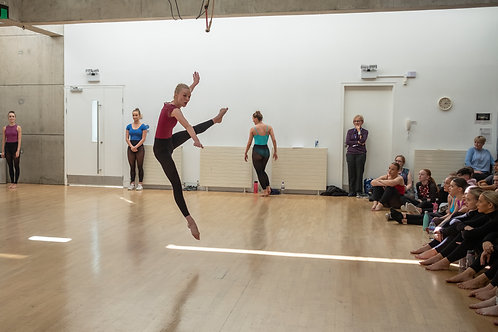 Adult Improvers Ballet with Lauren