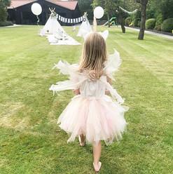 Fairy theme luxe picnic