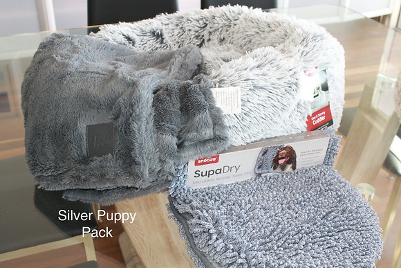 Silver Puppy Pack
