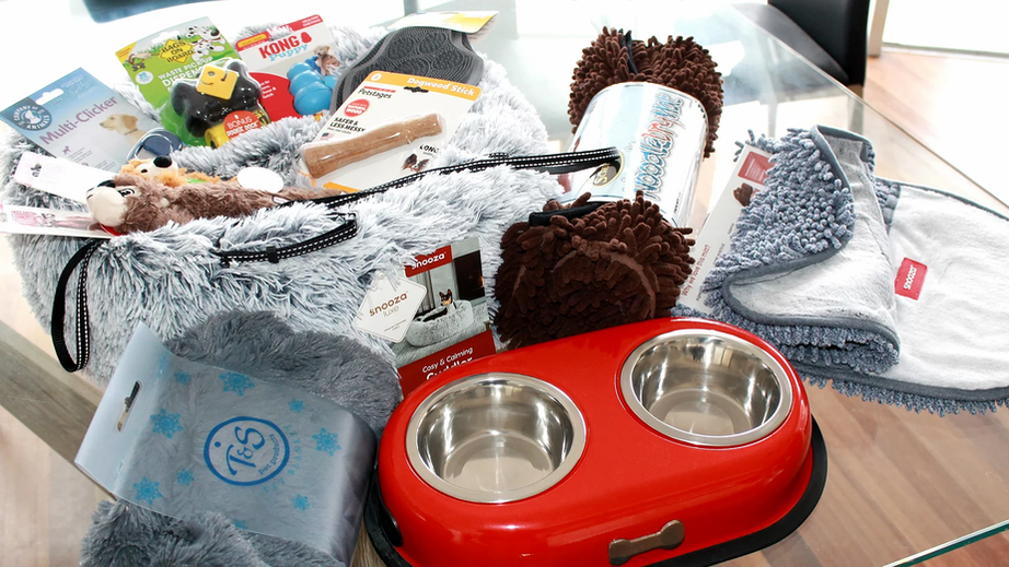 Delux Puppy Starter Packages
