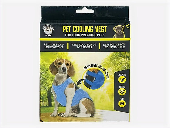 Pet Cooling Vest - Size Med
