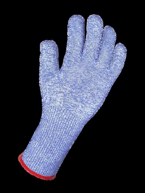 aproTex® PRIME Schnittschutzhandschuh Sehr leichter, robuster und vielseitig einsetzbarer Schnittschutzhandschuh mit sehr guten Tasteigenschaften für die messerführende Hand und hohem Schnittschutz für die lebensmittelverarbeitende Industrie