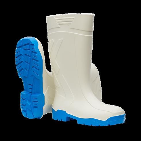 aproTex® PU-Stiefel WEISS
