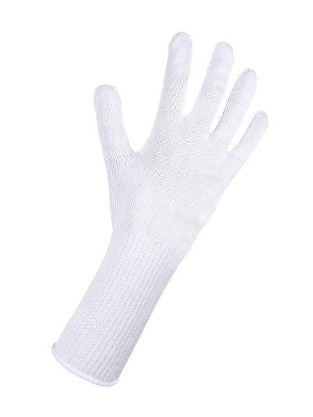 aproTex® pro Schnittschutzhandschuh Leichter, sehr robuster und vielseitig einsetzbarer Schnittschutzhandschuh mit guten Tasteigenschaften für die messerführende Hand und sehr hohem Schnittschutz für die lebensmittelverarbeitende Industrie.