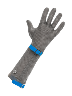 meshflex® Stab protection gloves with 20 cm cuff