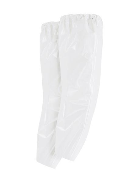 aproTex® eco+ Ärmelschoner (TPU-Polyurethan-Folie) Ultra-leichter, komfortabler und sehr strapazierfähiger Ärmelschoner. Für alle Arbeiten in Feucht- und Nass-bereichen geeignet. Das Modell Premium bietet Handschuhträgern zusätzlichen Feuchtigkeits- und Nässeschutz.