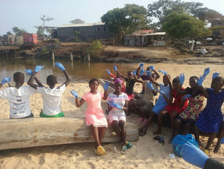 KEEPING MUM HAPPY ON MOTHER EARTH DAY IN SIERRA LEONE