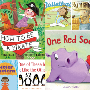 12 New Picture Books to Bring Home This Summer