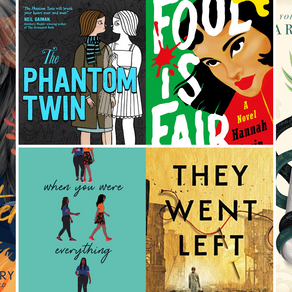 10 New YA Books to Read This Summer