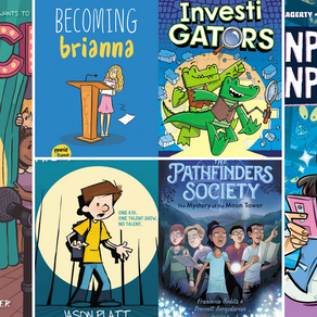 10 New Graphic Novels to Take Home Today