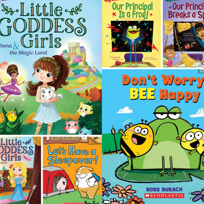 Great New Books for Early Readers
