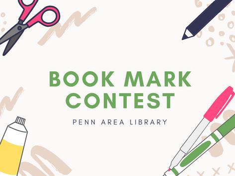 Book Mark Contest
