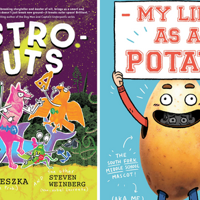 8 Funny Books New in the Stacks