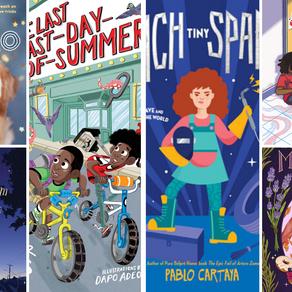 Middle Grade Novels New on the Shelves