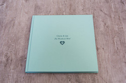 Mint 12x12 Coffee Table Book
