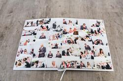 Inside 16x12 Scroll Letters Album.