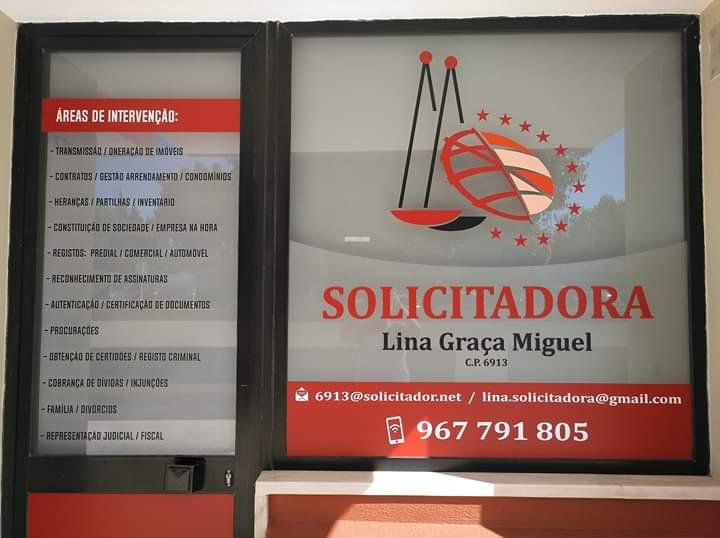 Solicitadora Lina Miguel