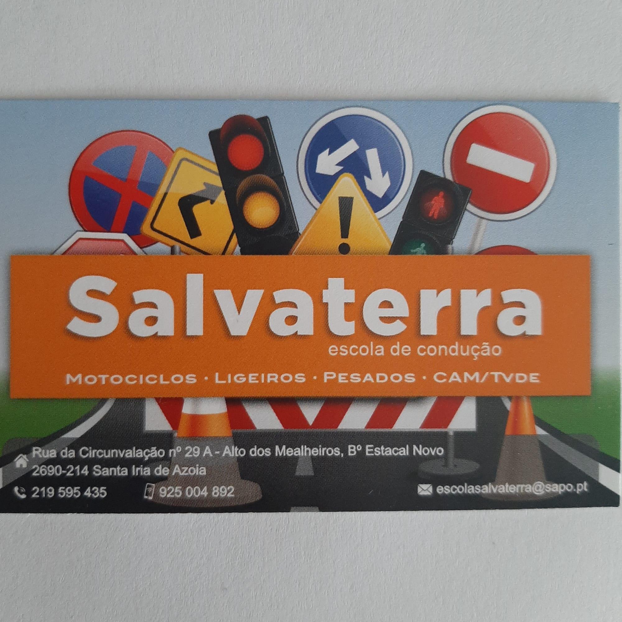 Escola Condução Salvaterra