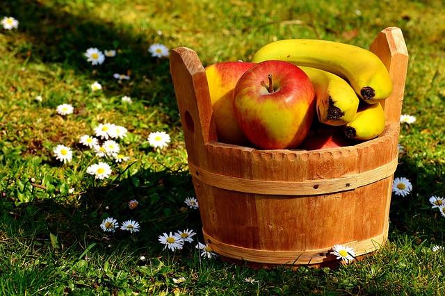 Banane pospešujejo zorenje drugega sadja