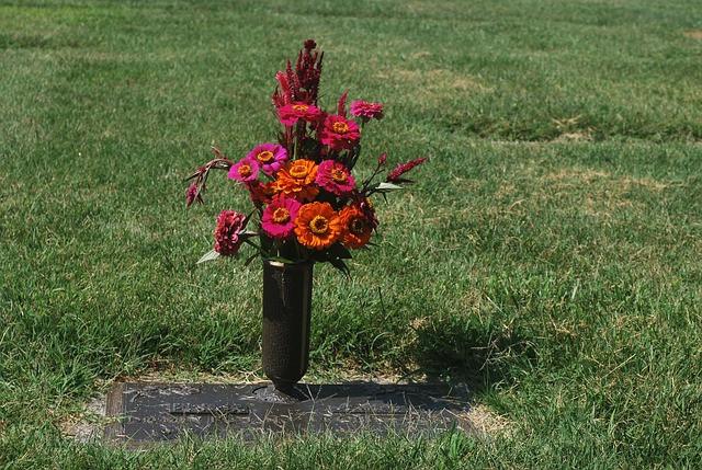 rezano cvetje v vazi