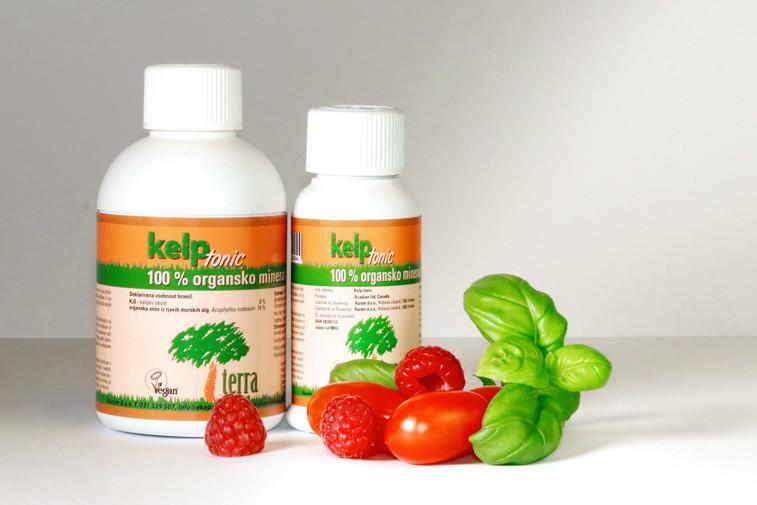 Uporabi Kelp tonic - manj težav s pozebo in večja rodnost