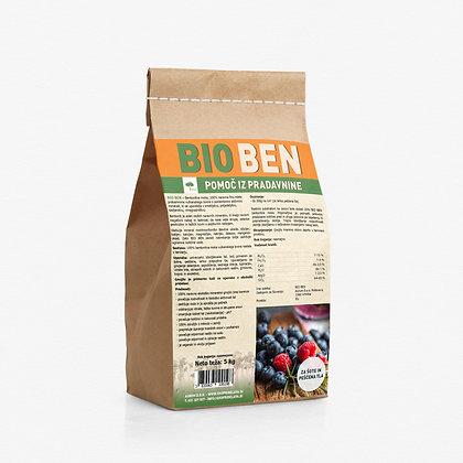 Bio-BEN 5 kg - obogatena bentonitna zemlja