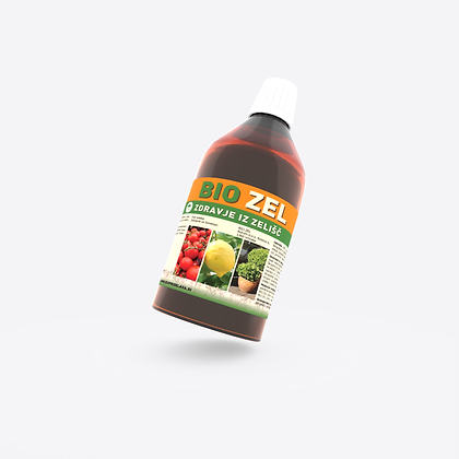 Bio-ZEL 250 ml - čajna zeliščna mešanica