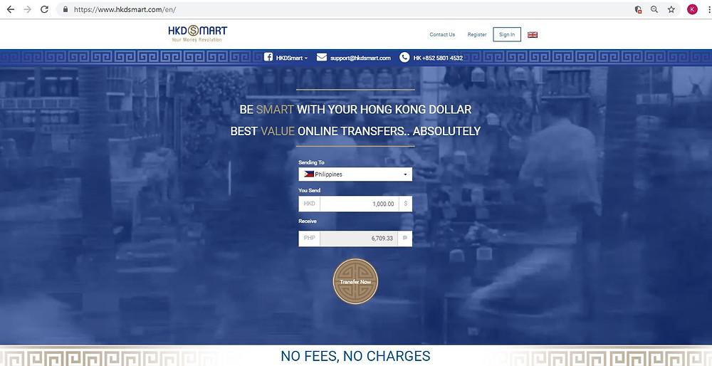 Sending Money Online From Hong Kong To